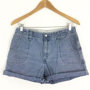 Vtg 90s Levi's Women's High Waisted Jean Shorts